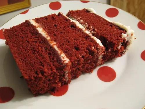 La famosa Tarta Red Velvet!