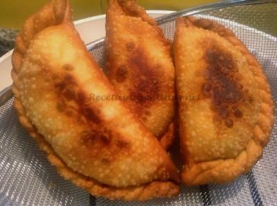empanadas de carne fritas