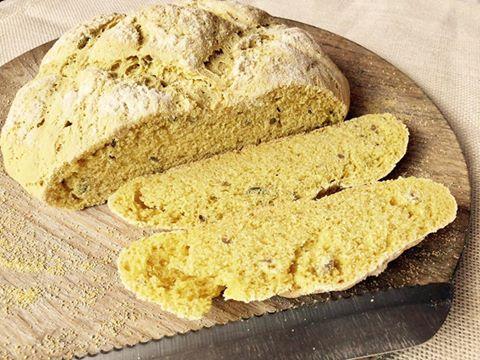 pan harina de maíz