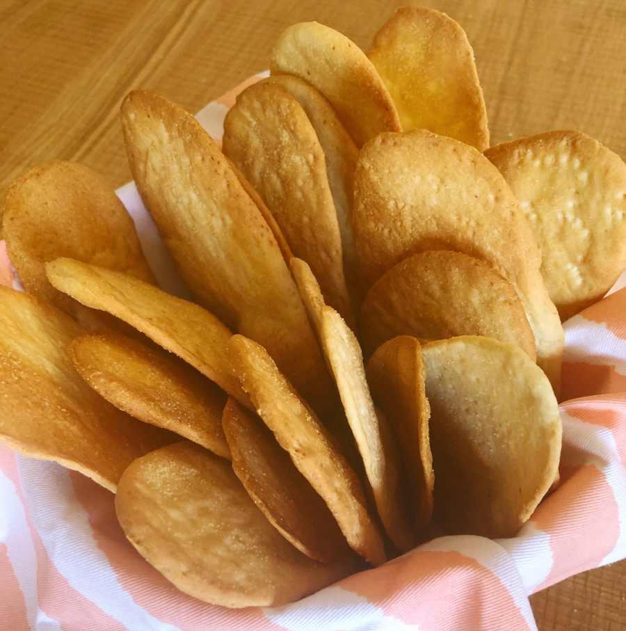 galletas de semola