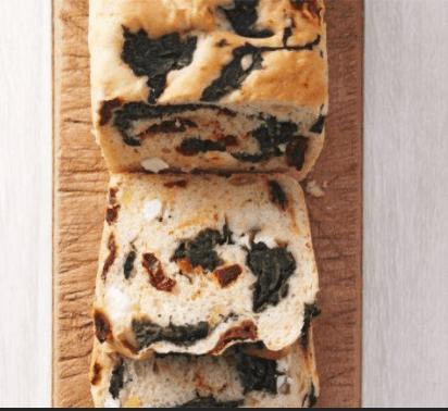 Pan de hoja verde