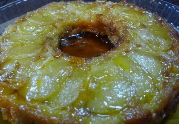 Tarta de Manzana, otra forma de hacerla