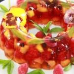 Aspic de fruta