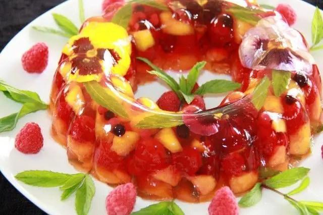 aspic de frutas1 - Aspic de fruta
