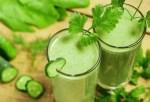batido verde isabel preysler2 - Pollo asado con limón