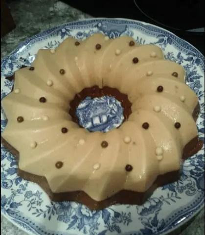 mousse de jijona - Tarta mousse de turrón de almendras con chocolate