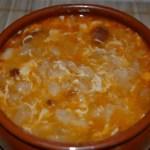 sopa de ajo castellana - Recetario (A-Z)
