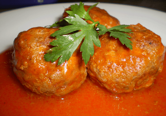 albondigas veganas de lentejas - Albondigas vegetarianas de lentejas