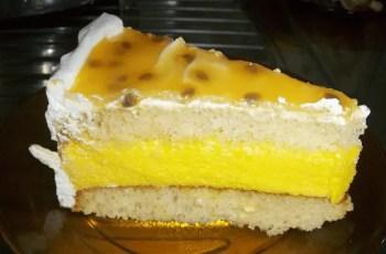bizcocho mousse de maracuya - Mousse o tarta de maracuyá