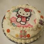 tarta Hello Kitty III - Recetario (A-Z)