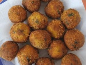 albóndigas de bacalao - Recetas tradicionales de pescados y mariscos