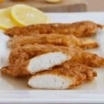 Pollo al limón con arroz en Thermomix