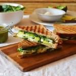 sandwich de requesón - Recetario (A-Z)