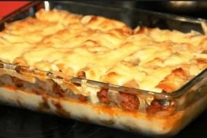 CANELONES DE CARNE - Pizzas y pastas con Thermomix
