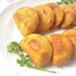 empanadillas de pescado - Empanadillas de Portugal con pescado