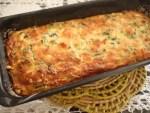 tarta cremosa de espinacas y patatas - Te reto a descubrir lo que pasa si cocinas asi el arroz