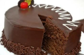bizcocho de chocolate - Bizcocho de chocolate