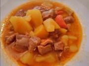 patatas con carne olla jrd - Carrilleras de ternera con salsa en olla JRD
