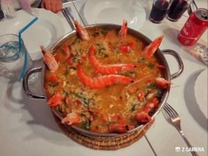 arroz de marisco - Arroz