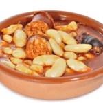 fabes con chorizo - Recetario (A-Z)