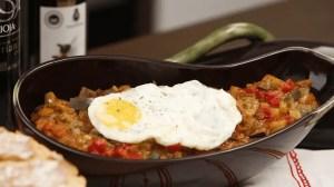 pisto manchego - Vegetariano y dietas con Thermomix