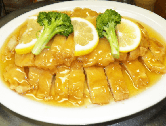 pollo al limón - Albondigas vegetarianas de lentejas