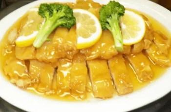 pollo al limón - Pollo al limón con Thermomix