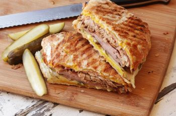 sandwich cubano - Receta de sandwich cubano