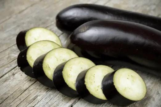 Espuma de berenjena - Tortilla de patatas en Thermomix