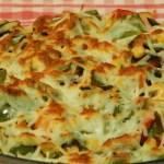 gratinado de verdura - Recetario (A-Z)