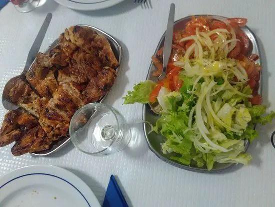 Pollo al horno típico de Portugal