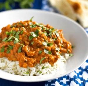 puré de lentejas al curry - Legumbres, potajes, guisos - tradicionales
