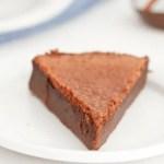 Tarta de Nutella - Recetario (A-Z)