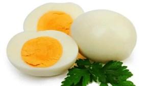 como pelar huevos cocidos - Trucos de cocina