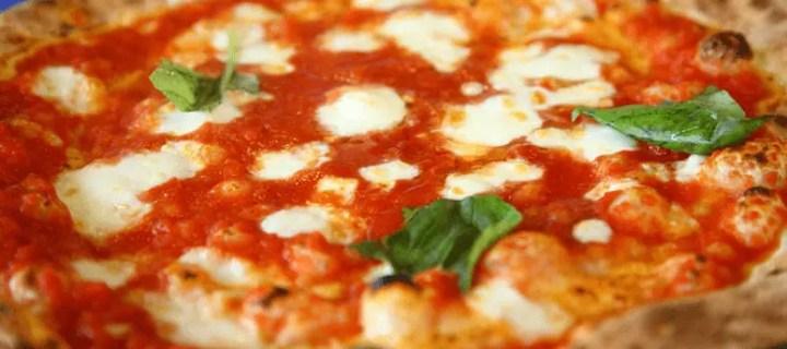 pizza margarita de arroz - Pizza margarita de arroz