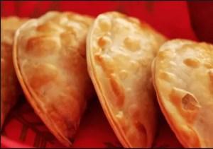 empanadillas de atun - Recetas de entradas tradicionales