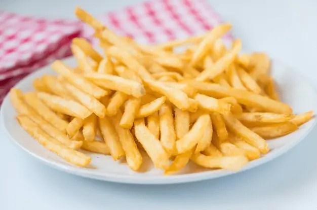 Patatas chips en microondas