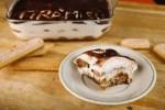 tiramisu - Espuma o mousse de galletas Maria con Thermomix