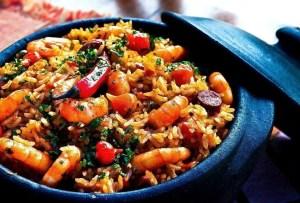 arroz cantones - Arroz