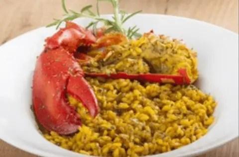 arroz de bogavante1 - Arroz con bogavante de Alicante