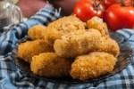 croquetas de setas y acelgas - Solomillo al horno relleno