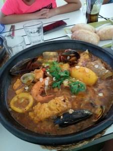 zarzuela de pescado y marisco - Recetas tradicionales de pescados y mariscos