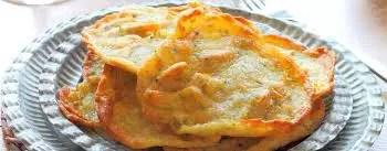 Tortitas gaditanas - Sencilla receta para tortilla de camarones o de marisco