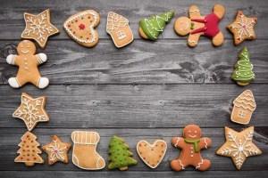 galletas de mantequilla de Navidad - Tartas y bizcochos