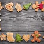 galletas de mantequilla de Navidad - Recetario (A-Z)