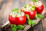 tomates rellenos - Tomates rellenos