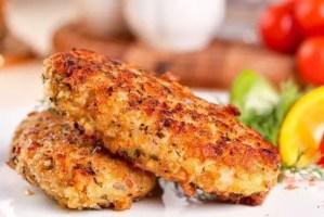 galletas de pescado - Recetas tradicionales de pescados y mariscos