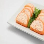 pastel de salmon ahumado 2 - Pastel frío de salmón top 10