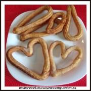 churros corazones
