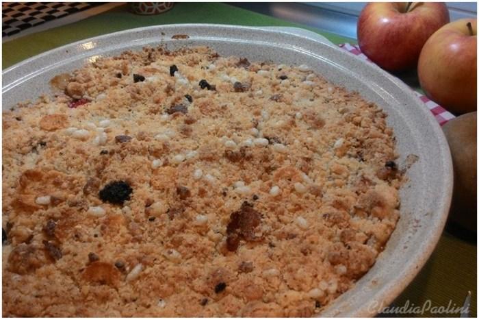 crumble-de-manzana